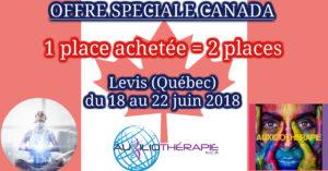 Offre spéciale formation de coach bien-être Québec