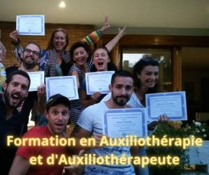 Formation en auxiliotherapie